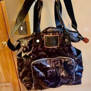 Victoria's Secret, PINK, Zip Up Duffle Bag.